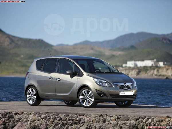 Opel Meriva, 2012 год, 510 000 руб.