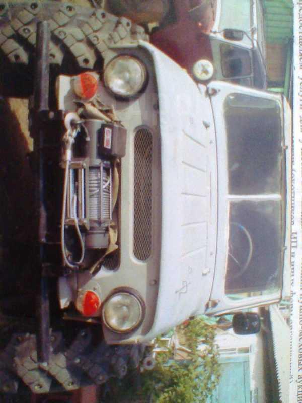 УАЗ 3151, 1995 год, 160 000 руб.