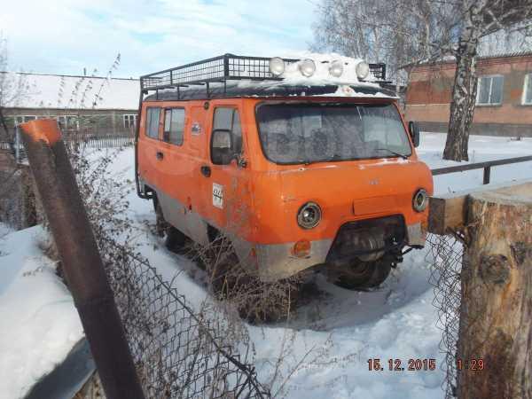 УАЗ Буханка, 1997 год, 90 000 руб.