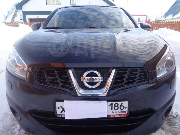 Nissan Qashqai, 2010 год, 610 000 руб.