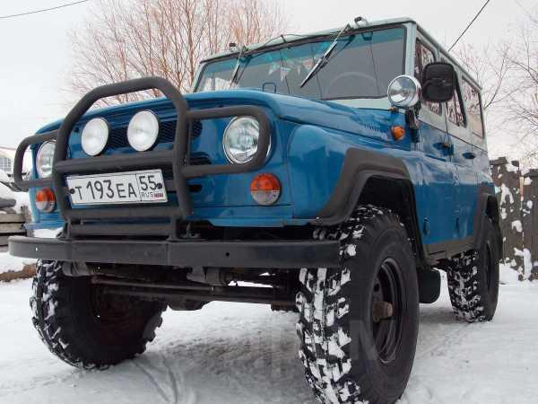УАЗ 3151, 1994 год, 270 000 руб.