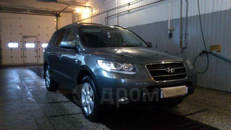 Hyundai Santa Fe, 2007 год, 710 000 руб.