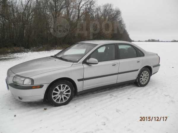 Volvo S80, 2002 год, 299 000 руб.