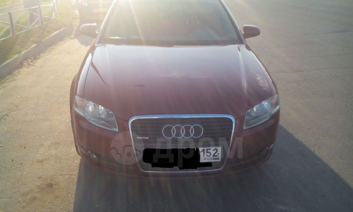 Audi A4, 2005 год, 460 000 руб.