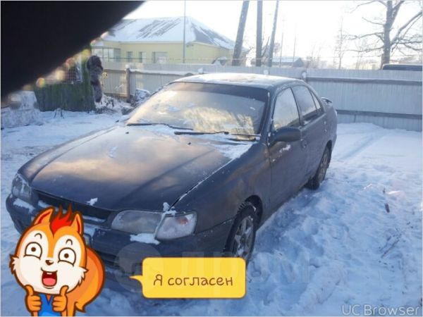 Toyota Corona, 1993 год, 30 000 руб.