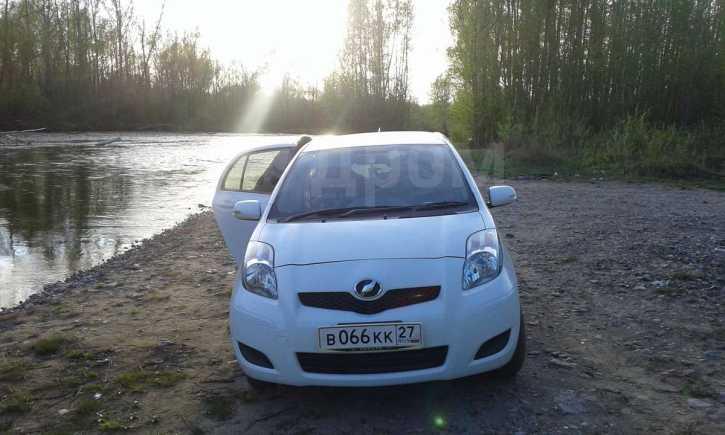 Toyota Vitz, 2008 год, 390 000 руб.