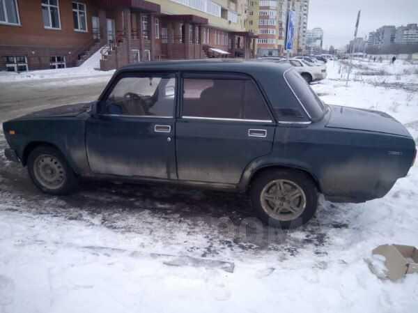 Лада 2107, 2006 год, 55 000 руб.