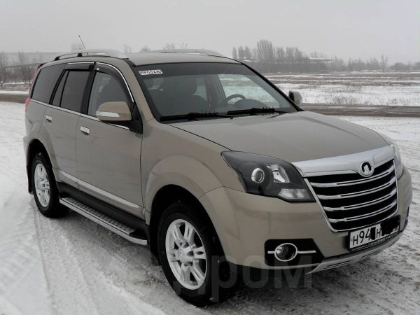 Great Wall Hover H3, 2015 год, 875 000 руб.