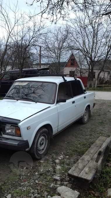 Лада 2107, 2003 год, 63 000 руб.