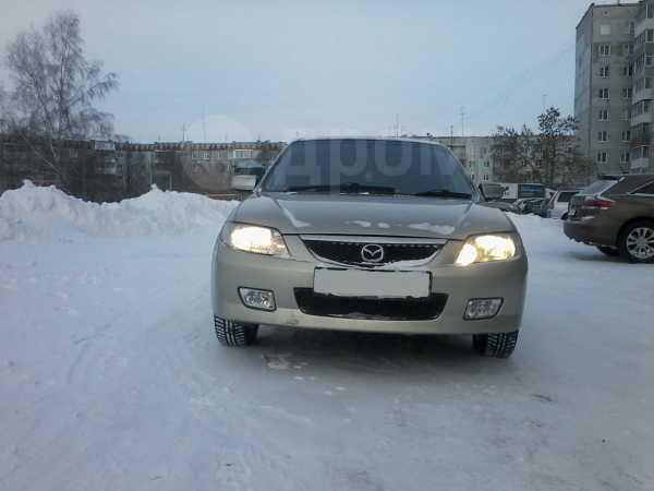 Mazda 323, 2003 год, 210 000 руб.