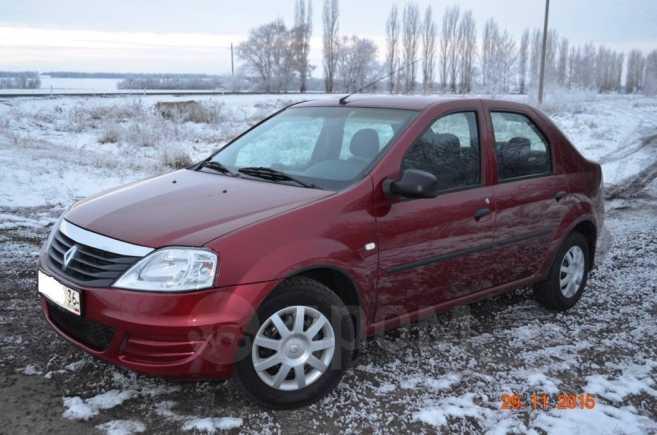 Renault Logan, 2010 год, 300 000 руб.
