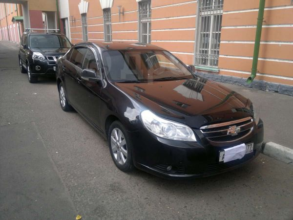 Chevrolet Epica, 2011 год, 440 000 руб.
