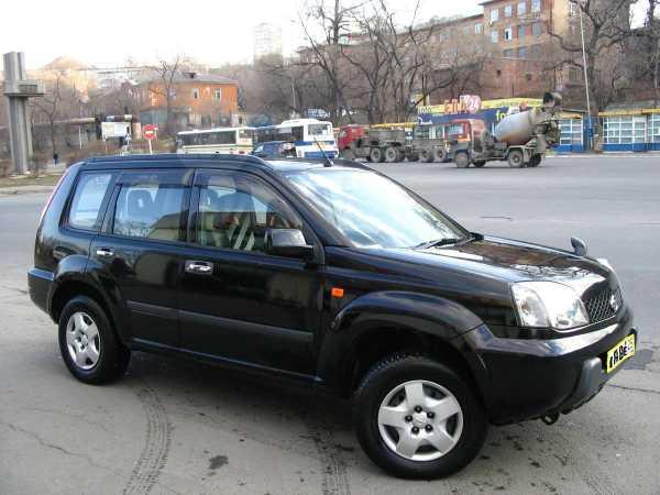 Nissan X-Trail, 2002 год, 150 000 руб.