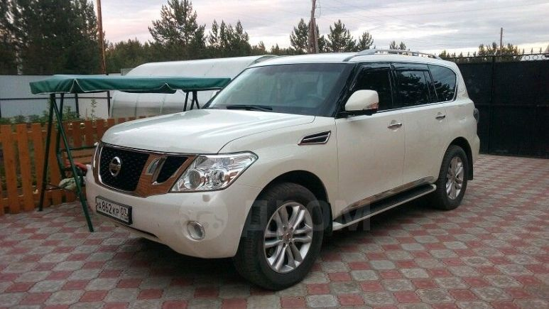 Nissan Patrol, 2013 год, 2 600 000 руб.