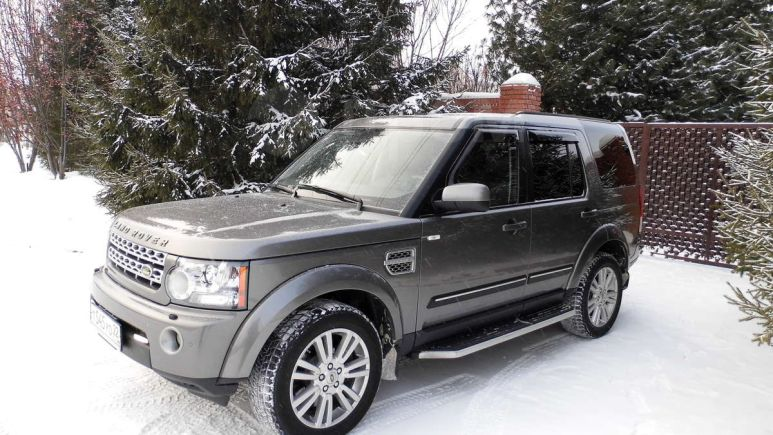 Land Rover Discovery, 2010 год, 1 280 000 руб.