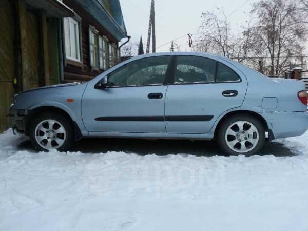 Nissan Almera, 2004 год, 120 000 руб.