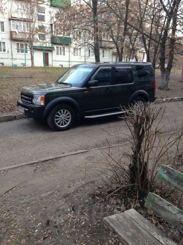 Land Rover Discovery, 2008 год, 990 000 руб.