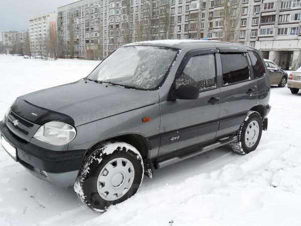 Chevrolet Niva, 2006 год, 226 000 руб.