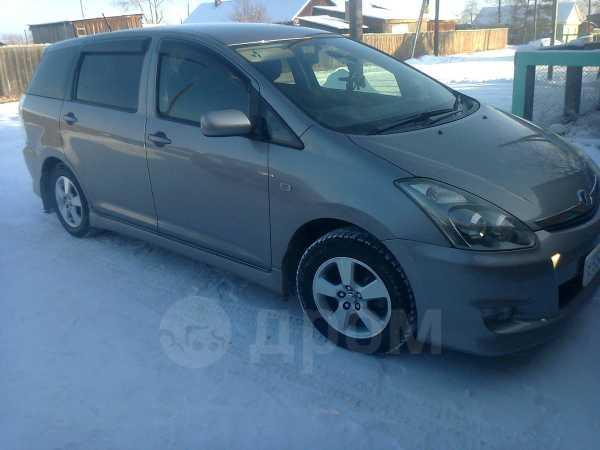 Toyota Wish, 2008 год, 555 000 руб.