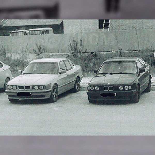 BMW 5-Series, 1991 год, 50 000 руб.