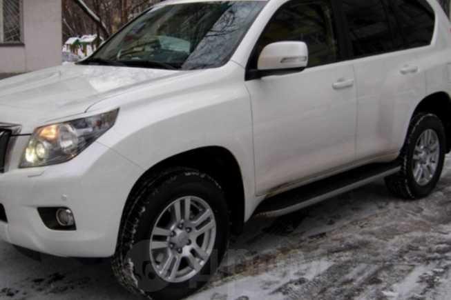 Toyota Land Cruiser Prado, 2012 год, 1 800 000 руб.
