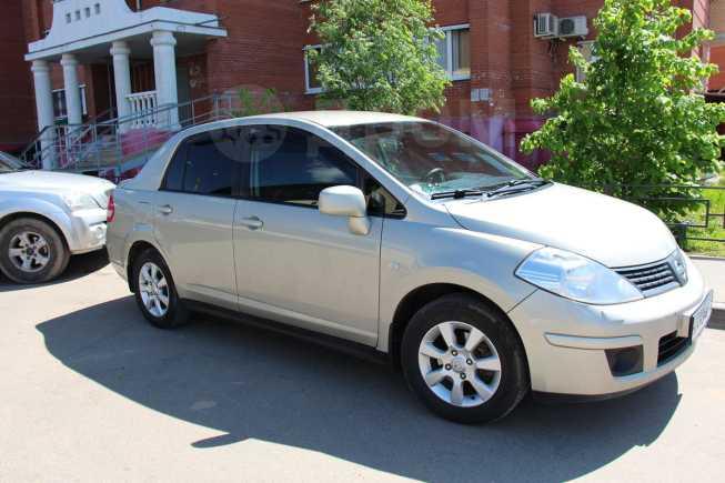 Nissan Tiida, 2008 год, 339 000 руб.