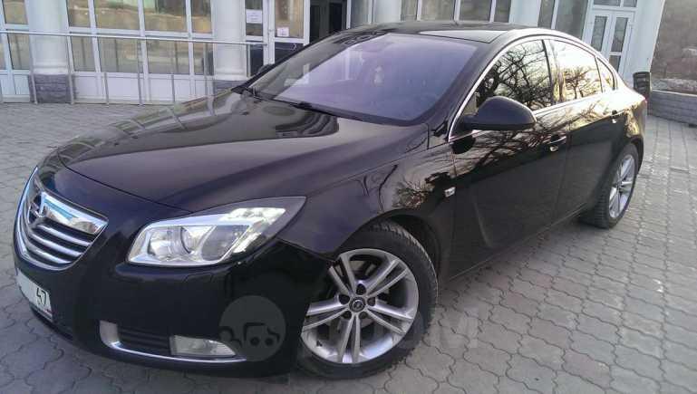 Opel Insignia, 2009 год, 730 000 руб.