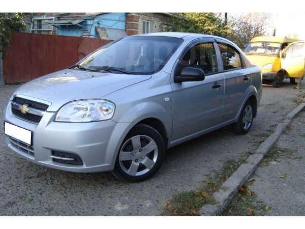 Chevrolet Aveo, 2009 год, 235 000 руб.