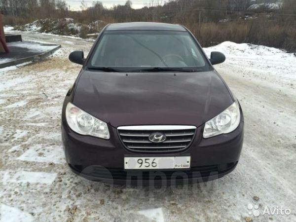Hyundai Elantra, 2008 год, 470 000 руб.
