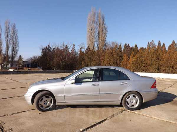 Mercedes-Benz C-Class, 2001 год, 345 000 руб.