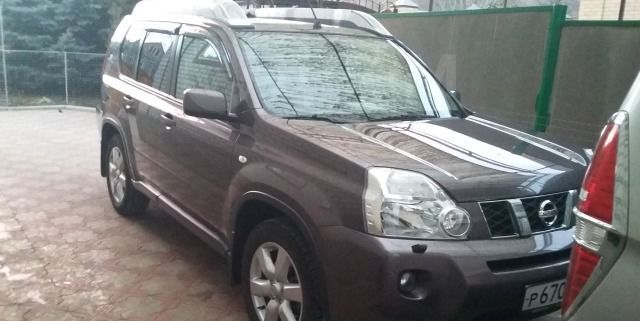 Nissan X-Trail, 2009 год, 1 100 000 руб.