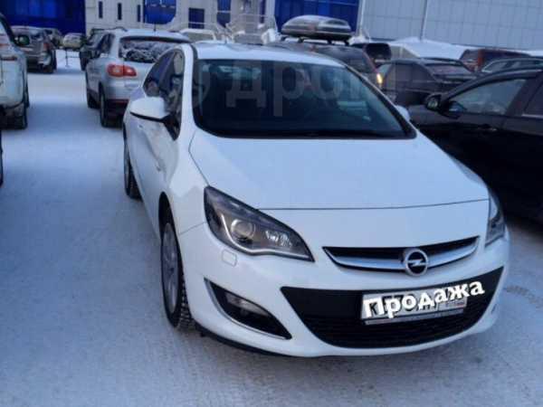 Opel Astra, 2012 год, 650 000 руб.