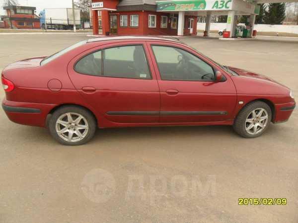 Renault Megane, 2003 год, 199 000 руб.