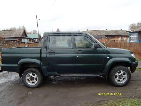 УАЗ Пикап, 2009 год, 350 000 руб.