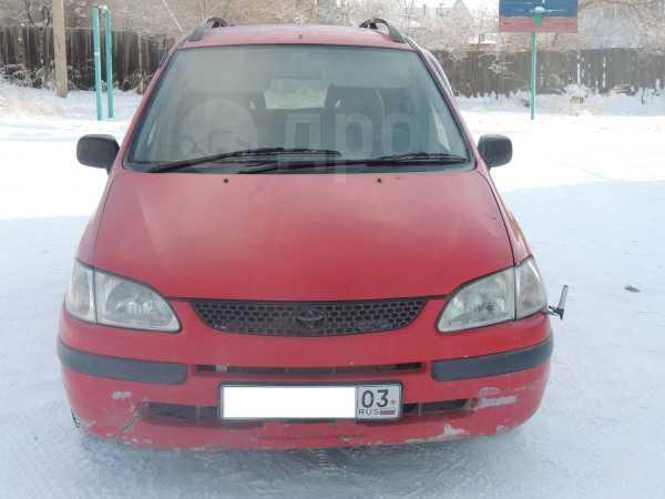 Toyota Corolla Spacio, 1998 год, 130 000 руб.