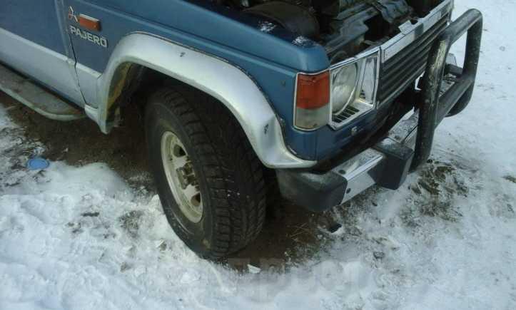 Mitsubishi Pajero, 1982 год, 75 000 руб.