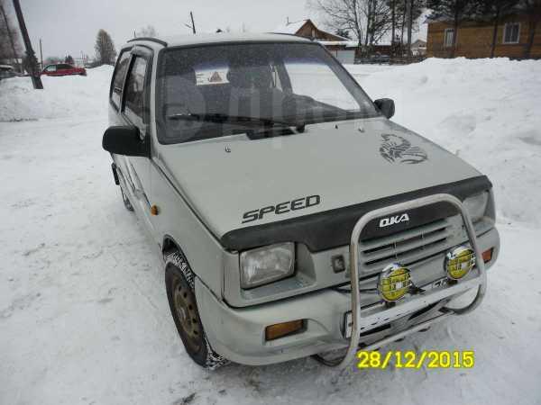 Лада 1111 Ока, 2001 год, 55 000 руб.