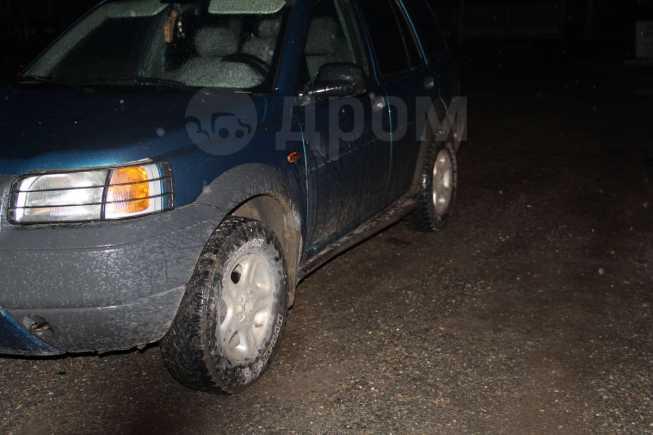 Land Rover Freelander, 1998 год, 165 000 руб.