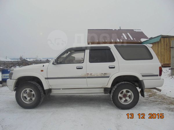 Toyota Hilux Surf, 1990 год, 500 000 руб.