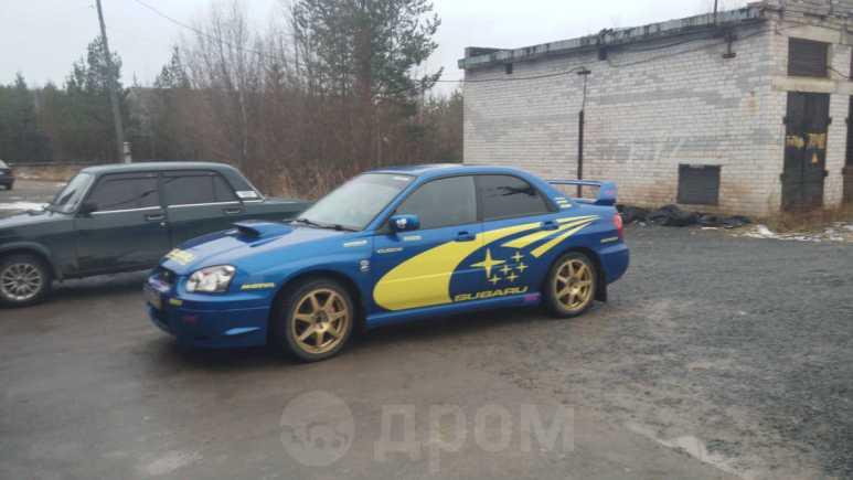 Subaru Impreza WRX, 2005 год, 510 000 руб.