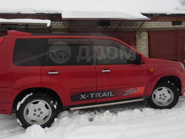 Nissan X-Trail, 2002 год, 375 000 руб.