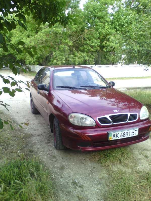 Daewoo Sens, 2004 год, 145 000 руб.