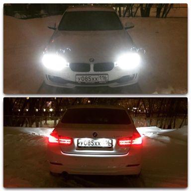 BMW 3-Series 2015 отзыв автора | Дата публикации 29.01.2016.