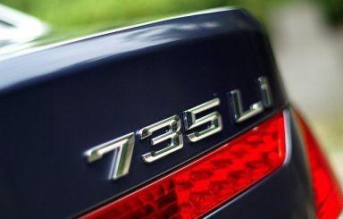BMW 7-Series, 2002