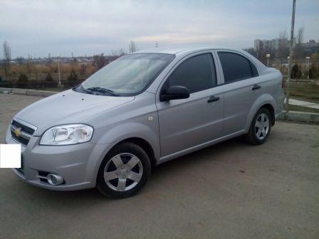 Chevrolet Aveo 2009 - отзыв владельца
