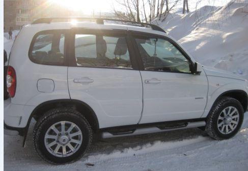 Chevrolet Niva  - отзыв владельца