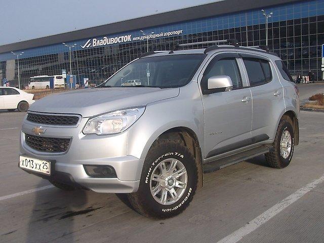 Chevrolet TrailBlazer 2013, 2.8 литра, Здравствуйте ...
