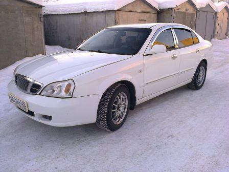 Daewoo Magnus 2001 - отзыв владельца