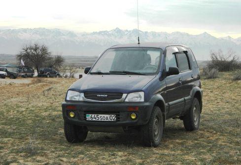 Daihatsu Terios 1998 - отзыв владельца