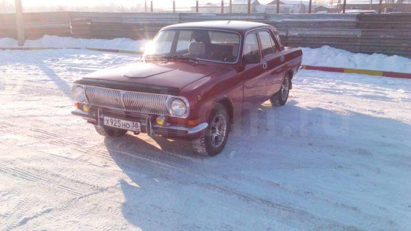 ГАЗ 24 Волга 1983 - отзыв владельца